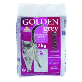 Golden Grey MASTER arena gatos