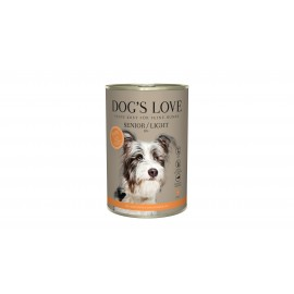 DOG'S LOVE SENIOR-LIGHT Pavo