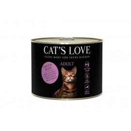 Cat's Love Adult Pescado...