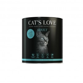 Cat's Love Gato Adult Salmón