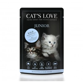 Cat's Love Junior Ternera...