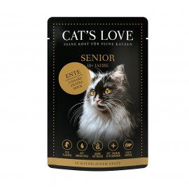Cat's Love Senior Pato...