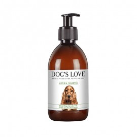 DOG'S LOVE Champú Natural
