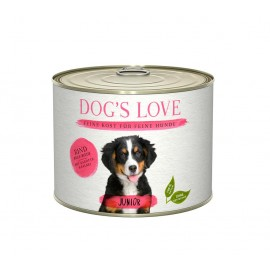 DOG'S LOVE JUNIOR Ternera...