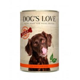 DOG'S LOVE BARF Vacuno
