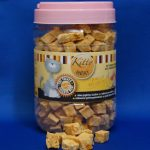 Kitty Beats plátano y Calabaza – snacks para gatos