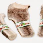 Farm Food Antlers Easy – astas de ciervo abiertas por la mitad