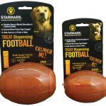 Treat Dispensing Football