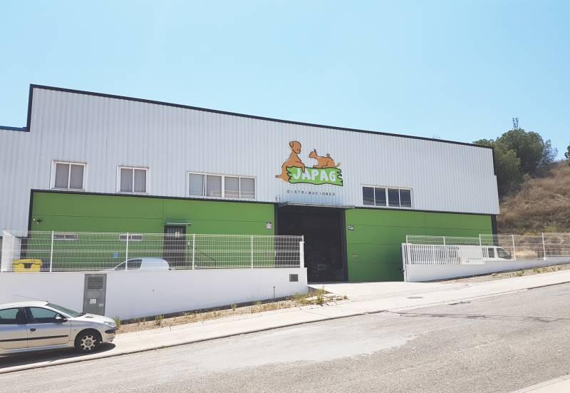 Distribuidor de productos para mascotas Japag