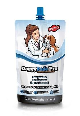 Producto DoggyRade Pro para perros